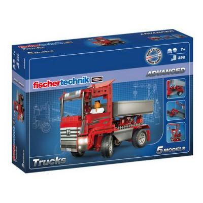 Advanced, Trucks