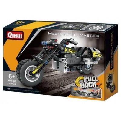 Κατασκευή Pull Back Motorbike