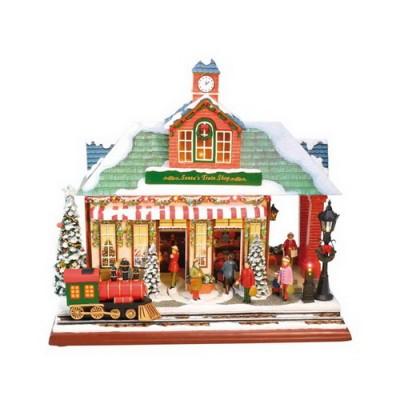 Railway Shop
