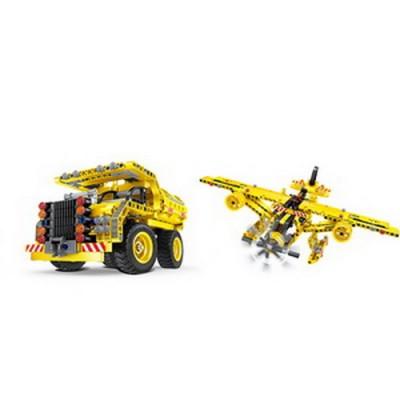Κατασκευή Dump Truck & Plane