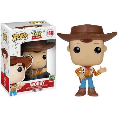 Pop! Toy Story Disney 20th Anniversary Woody #168, Funko