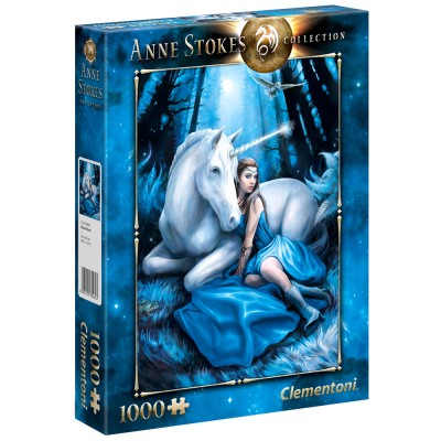 Blue Moon, Anne Stokes, 1000 κομμάτια