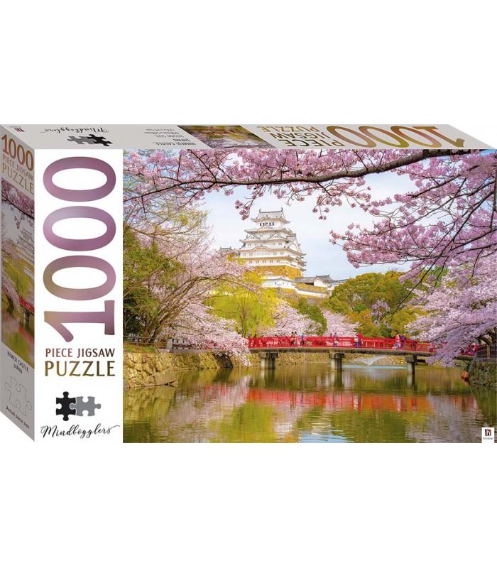 Κάστρο Himeji Ιαπωνία 1000 κομμάτια