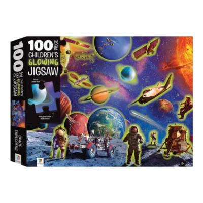 Διαστημικοί εξερευνητές - Παζλ 100 Κομματιών