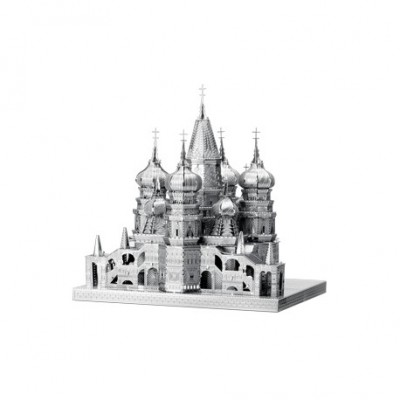 Saint Basil's Cathedral, Metal Earth