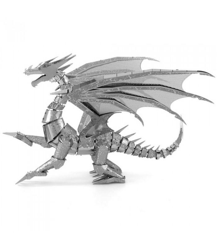 Silver Dragon, Metal Earth