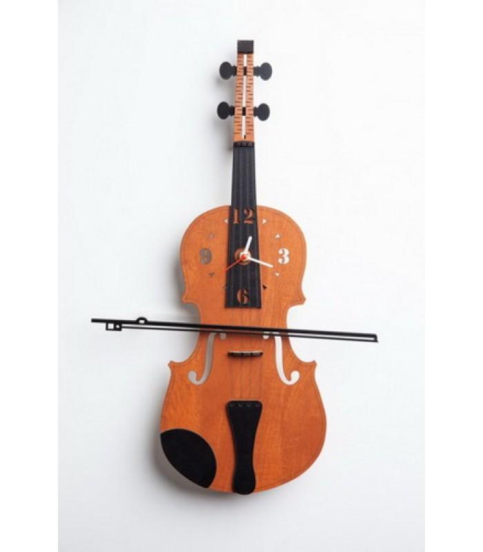 Ρολόι Τοίχου Βιολί