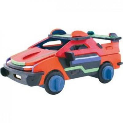 Ξύλινη Κατασκευή Αγωνιστικό Αυτοκίνητο