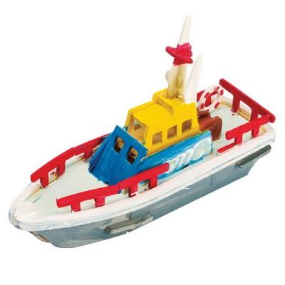 Ξύλινη Κατασκευή Βάρκα