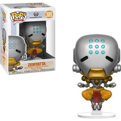 Pop! Overwatch Zenyatta #305, Funko