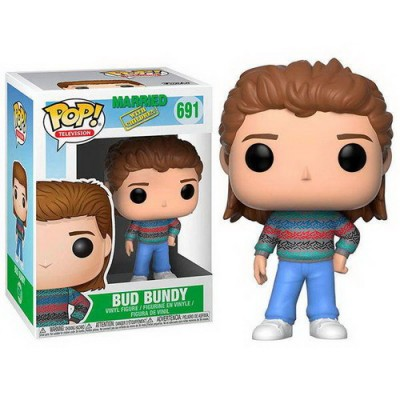 Pop! Married with Children Bud Bundy #691, Funko