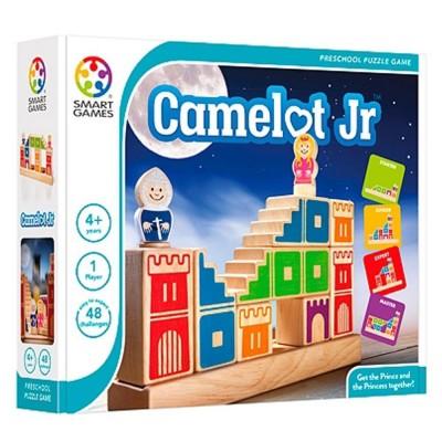 Eπιτραπέζιο ξύλινο κάστρο Κάμελοτ