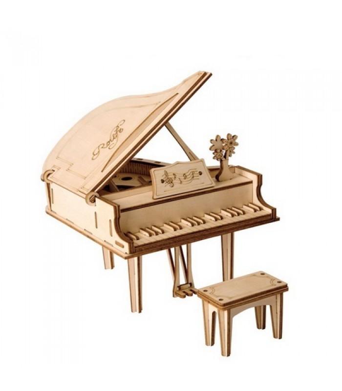 Κατασκευή Πιάνο