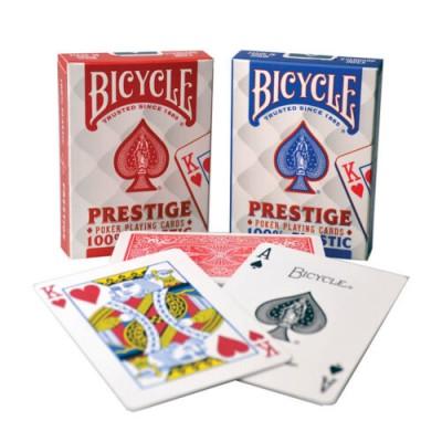 Τράπουλα Prestige Plastic Standard