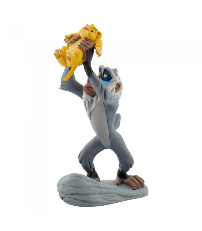 Φιγούρα Σαμάνος Rafiki με Simba