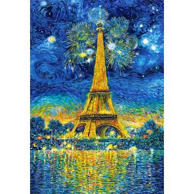 PARIS CELEBRATION 1500 κομμάτια πάζλ