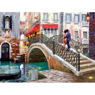 Venice Bridge, Richard Macneil, 2000 κομμάτια