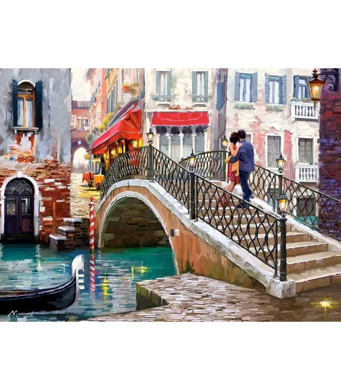 Venice Bridge, Richard Macneil, 2000 κομμάτια