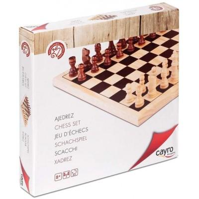 Ξύλινο Σκάκι, Cayro