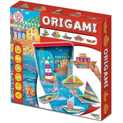 Κατασκευή Origami Πλοία