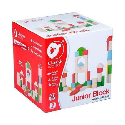 JUNIOR BLOCK – ΤΟΥΒΛΑΚΙΑ 50τεμ, classic