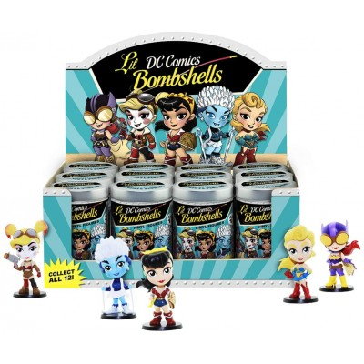 DC Comics Lil Bombshells Mini Tin Series 2
