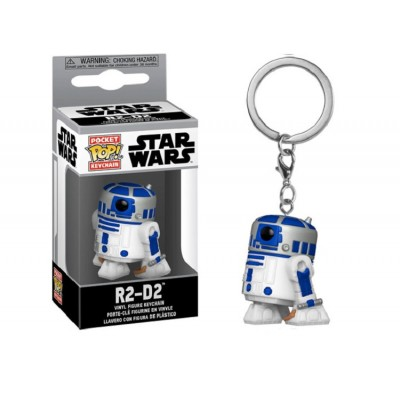 Μπρελόκ Pocket Pop! Star Wars R2-D2