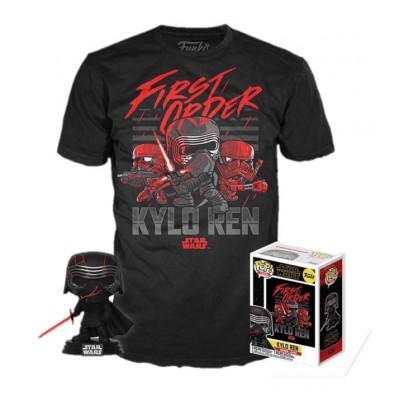 Pop! & Tees Kylo Ren Supreme Leader