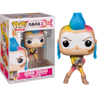 Pop! Goon Squad - Rage 2,Funko