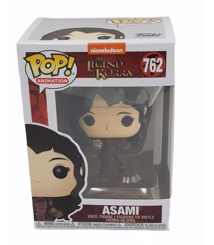 Pop! Animation: Asami