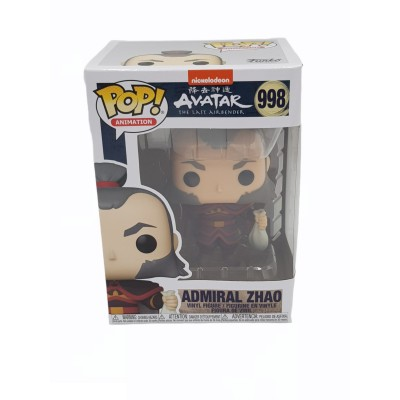 Pop! Animation: Avatar Admiral Zhao