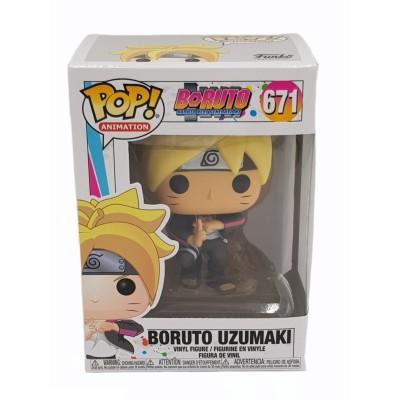 Pop! Animation: Boruto - Boruto Uzumaki