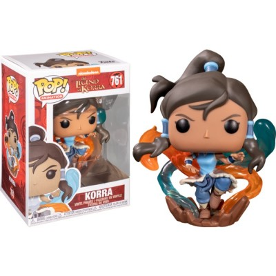 Pop! Animation: Korra