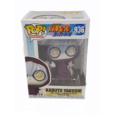 Pop! Animation: Naruto - Kabuto Yakushi