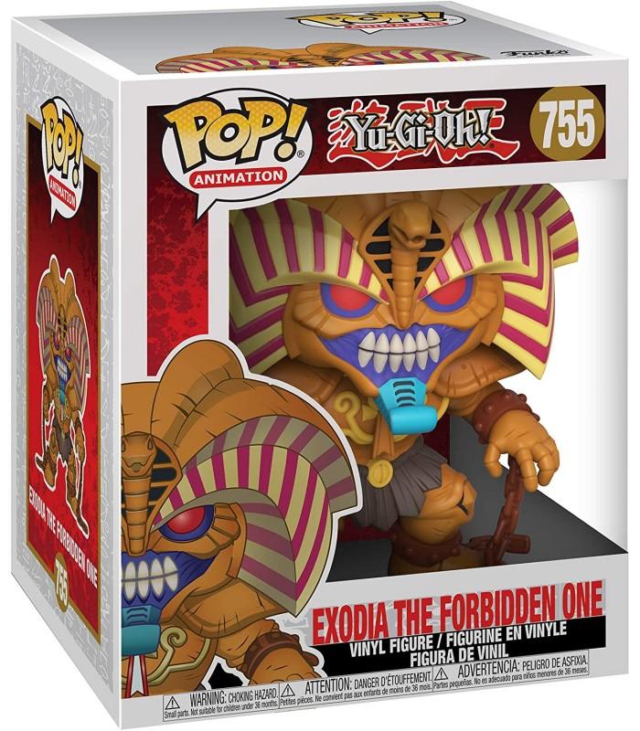 Pop! Animation: Yu-Gi-Oh! - Exodia the Forbidden One