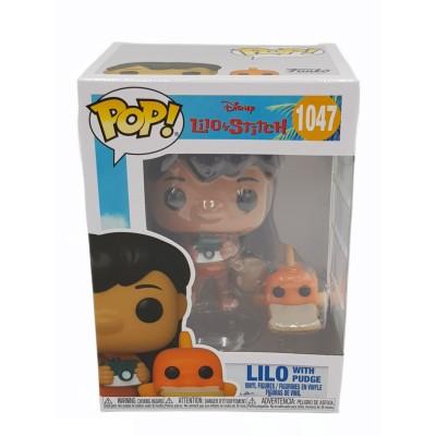 Pop! Disney: Lilo with Pudge