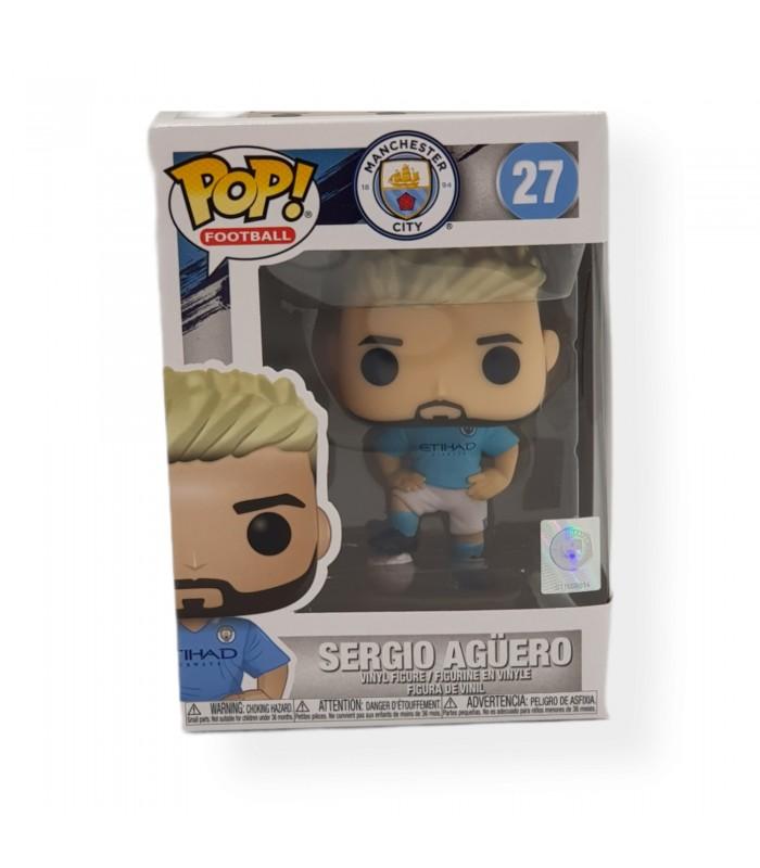 Pop! Manchester City Sergio Aguero