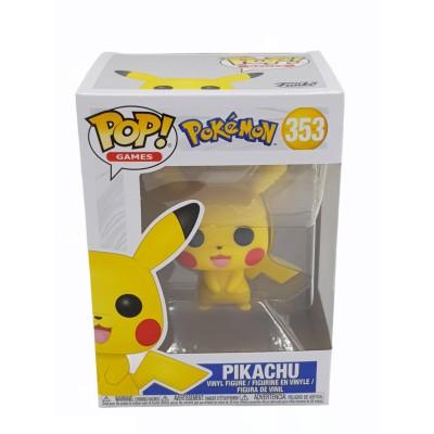 Pop! Games: Pokemon Pikachu