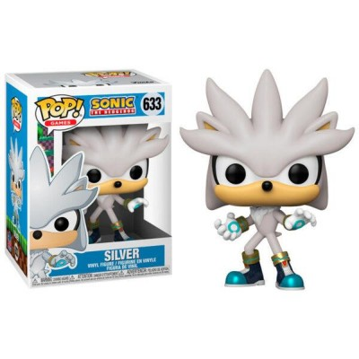 Pop! Games: Sonic - Silver