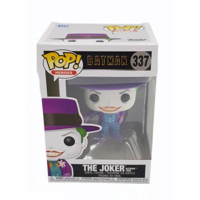 Pop! Heroes Batman The Joker with Hat