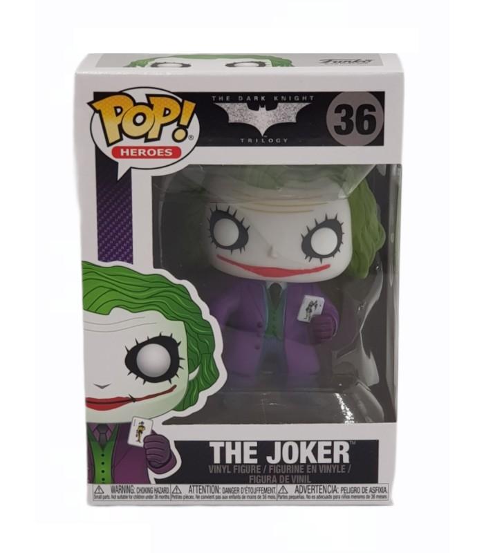 Pop! Heroes The Joker