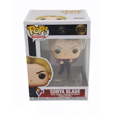 Pop! Movies: Mortal Kombat Sonya Blade