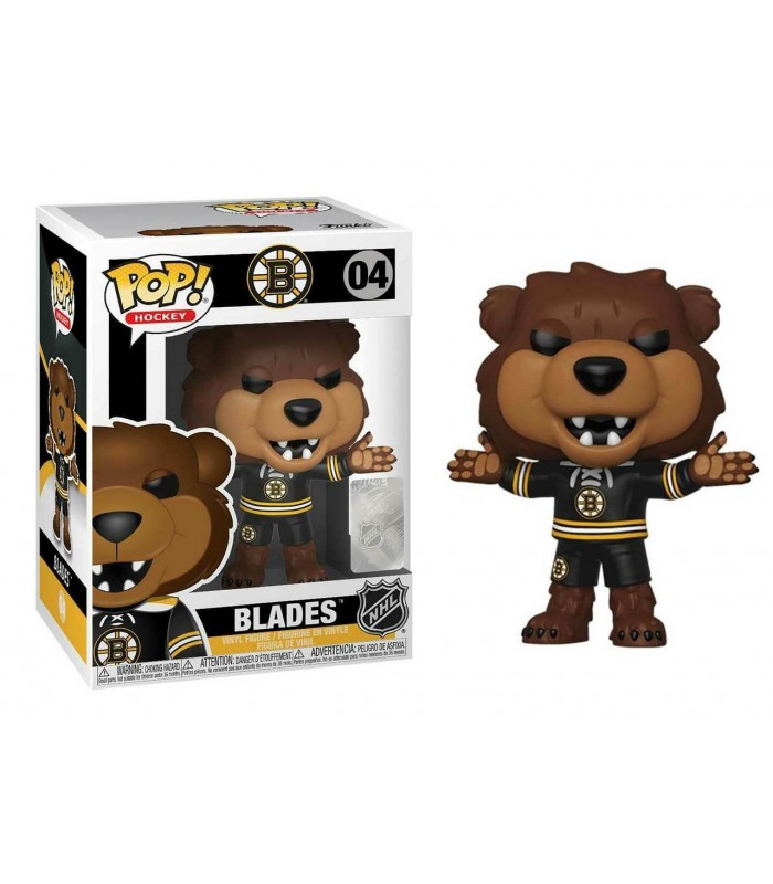 Pop! NHL Mascots Blades-Boston Druids, Funko