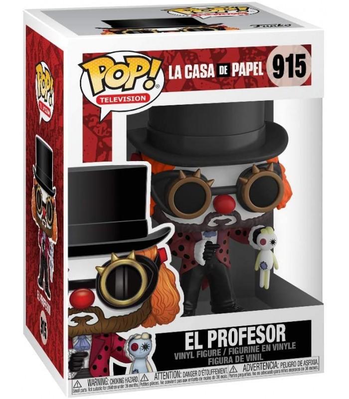 Pop! Television: La Casa de Papel - El Professor