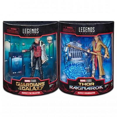 Marvel Legends Grandmaster & The Collector, Hasbro