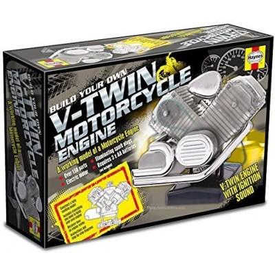 Συναρμολόγηση Κινητήρα Μηχανής V-Twin