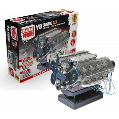 Συναρμολόγηση Κινητήρα Εσωτερικής Καύσης V8