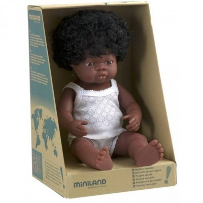 Κούκλα Κορίτσι Αφρικανάκι