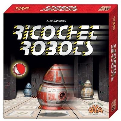 Επιτραπέζιο Ricochet Robots