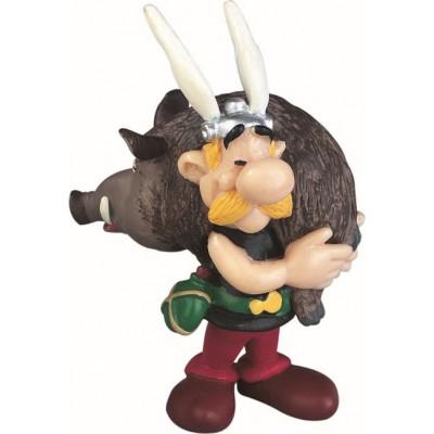 Φιγούρα Asterix με Αγριογούρουνο
